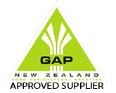 Approved NZGAP supplier #00549